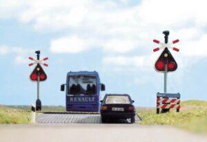 Bahnübergang Holland <br/>BUSCH 5967