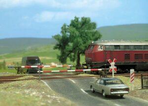 Bahnübergang <br/>BUSCH 6021