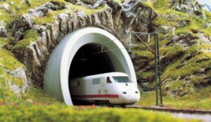 Tunnelportal, ICE <br/>BUSCH 7020
