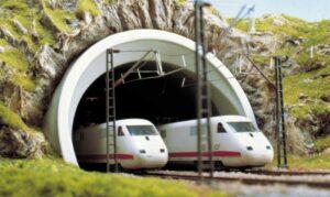 Tunnelportal, ICE <br/>BUSCH 7021