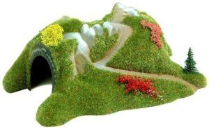 Modelltunnel <br/>BUSCH 8001