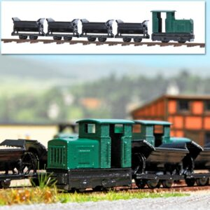 Feldbahn-Set <br/>BUSCH 8070