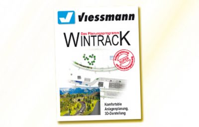 WINTRACK 3D Vollversion EN <br/>Viessmann 10061