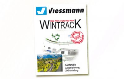 WINTRACK 3D Vollversion <br/>Viessmann 1006
