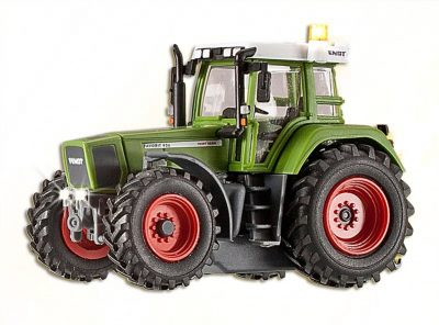 Traktor Fendt mit Bel. Fktm <br/>Viessmann 1166
