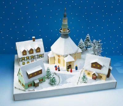 Seiffener Weihnachtsberg  <br/>Auhagen 10153