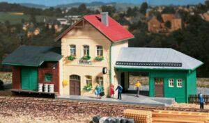 Bahnhof Hohendorf  <br/>Auhagen 11331