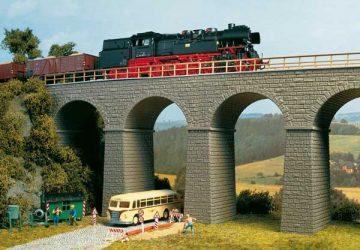 Eisenbahnbrücke  <br/>Auhagen 11344 1