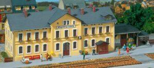 Bahnhof Klingenberg-Colmnitz  <br/>Auhagen 11346