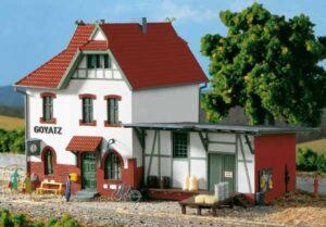 Bahnhof Goyatz  <br/>Auhagen 11347