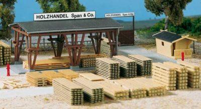 Holzhandel Span & Co.  <br/>Auhagen 11353