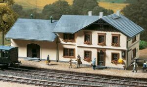 Bahnhof Oberrittersgrün  <br/>Auhagen 11362