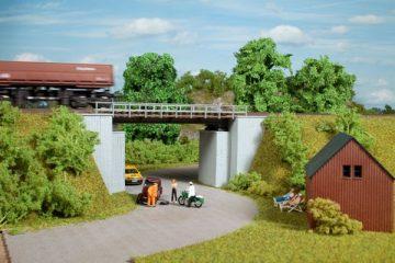 Brücke, Kleine Brücke <br/>Auhagen 11428 1
