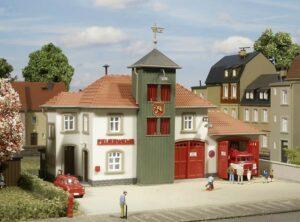 Feuerwache  <br/>Auhagen 13274