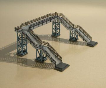 Brücke, Fußgängerbrücke <br/>Auhagen 13327 1
