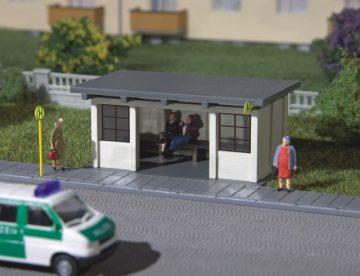 Buswartehäuschen  <br/>Auhagen 13330 1