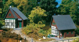 Fachwerkhäuser  <br/>Auhagen 14452
