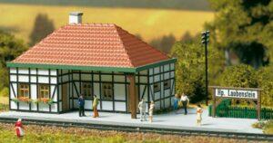 Haltepunkt Laubenstein  <br/>Auhagen 14456