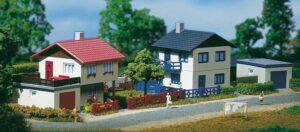 Vorstadthäuser  <br/>Auhagen 14462