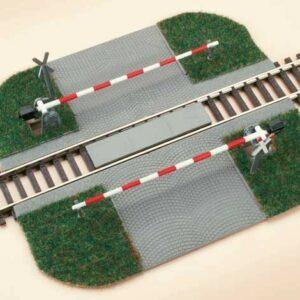 Bahnübergang, beschrankt Auhagen 41582