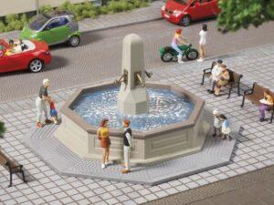 Brunnen – Attrappe <br/>Auhagen 41629