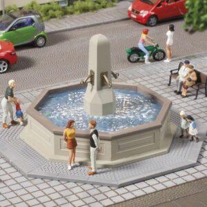 Brunnen – Attrappe Auhagen 41629