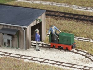 Feldbahn-Lokomotive (Attrappe) <br/>Auhagen 41705