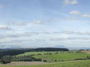 Hintergrund Erzgebirge 3 <br/>Auhagen 42515