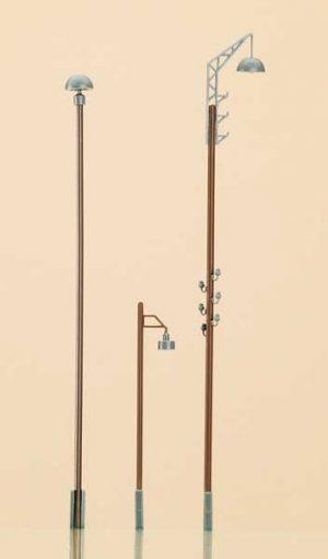 Pilz-, Ausleger- und Straßenlampenattrappen <br/>Auhagen 42554