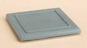 Bodenplatten für Stahltragselemente  <br/>Auhagen 48109