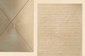 Steinmauerplatten  <br/>Auhagen 48578