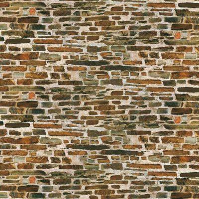 Dekorpappen Kalksteinmauer <br/>Auhagen 50115
