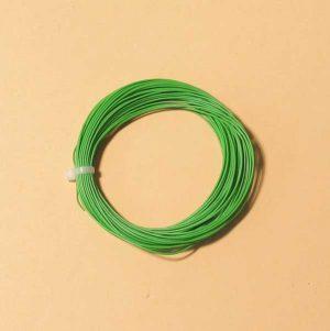 Kabel, Litze, grün <br/>Auhagen 58802