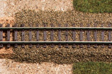 Granit-Gleisschotter erdbraun N/TT <br/>Auhagen 63835 2
