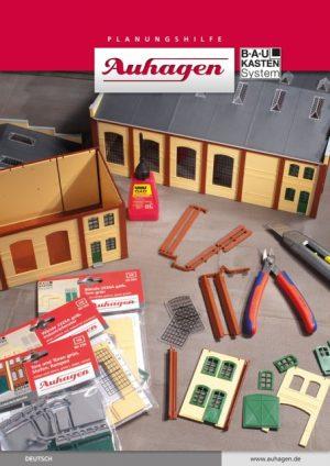 Planungshilfe - Heft 1 <br/>Auhagen 80001