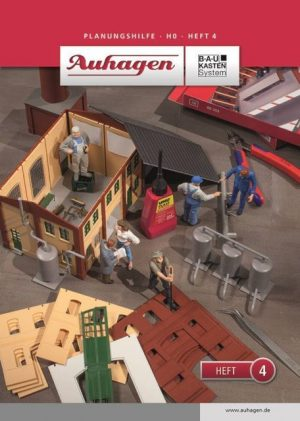 Planungshilfe - Heft 4 <br/>Auhagen 80004
