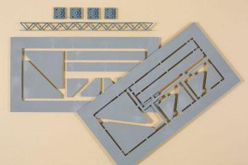 Stabilisierungselemente, Traversen <br/>Auhagen 80352 2