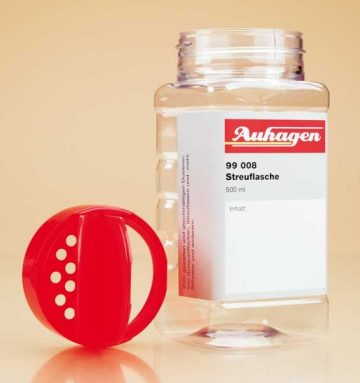 Streuflasche mit Griffmulde  <br/>Auhagen 99008 1