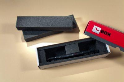Schaumstoffzuschnitte für Au-BOXen <br/>Auhagen 99300