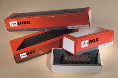 Au-BOXen r. R. <br/>Auhagen 99302