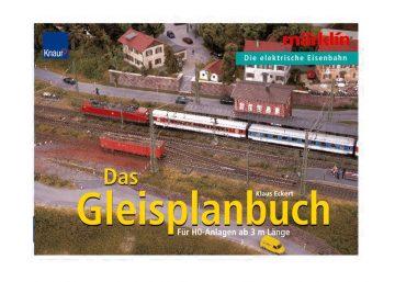 Märklin 7451 <br/>Buch, Gleisplanbuch C-Gleis E 1