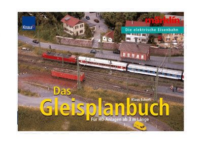 Märklin 7453 <br/>Buch, Gleisplanbuch C-Gleis F