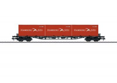 Märklin 58709 <br/>Containertragwagen Sgjs 716 D