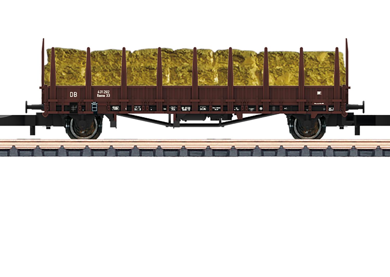 Märklin 82130 <br/>Rungenwagen Rmms 33(Ulm)DB