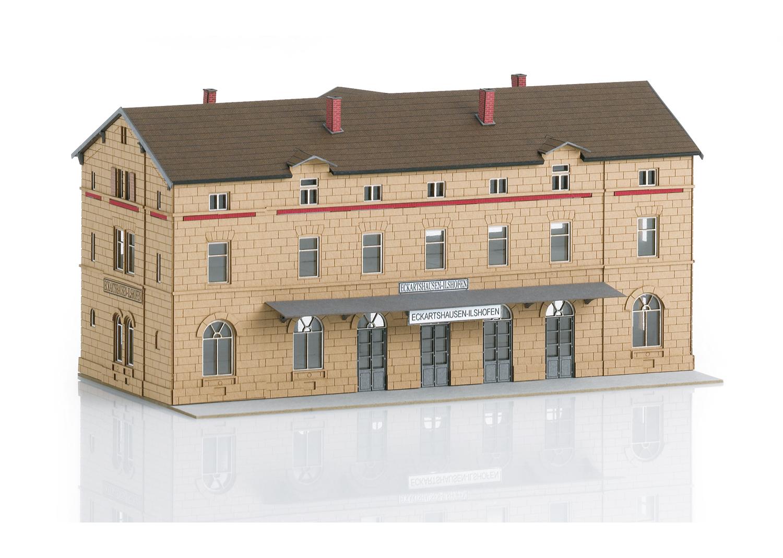 Märklin 89703 <br/>Bausatz Bahnhof Eckartshausen
