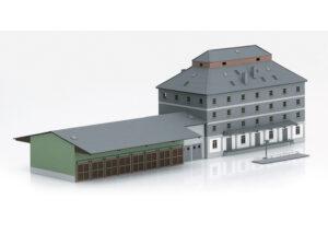Märklin 89705 <br/>Bausatz WLZ-Gebäude m.Markt