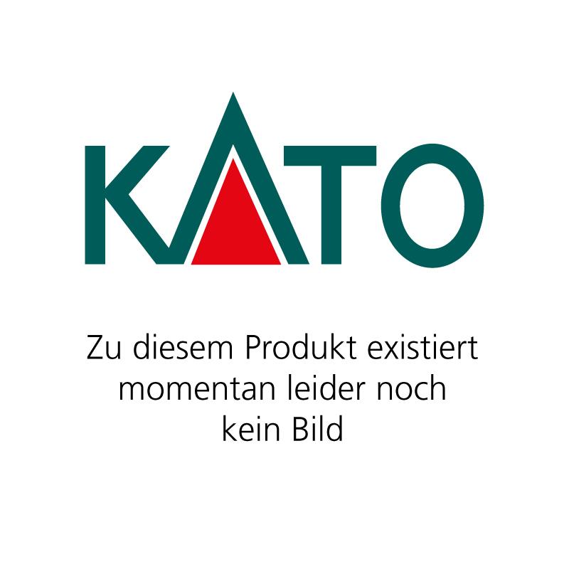 KATO 7078030 <br/>Prellbock, beleuchtet, Profil