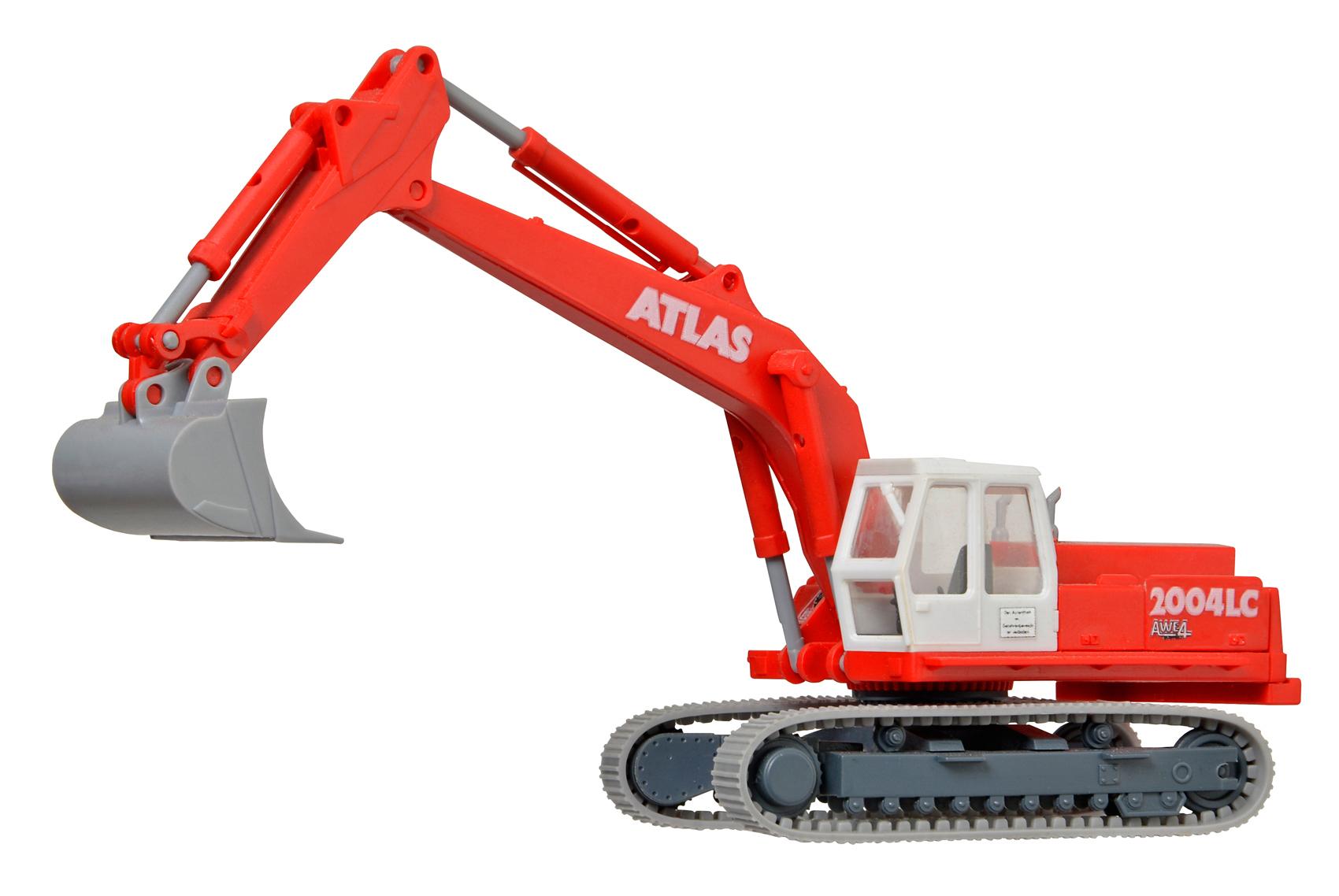 kibri 11250 <br/>ATLAS Raupenbagger 2004 LC