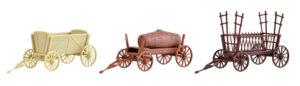 kibri 15703 <br/>Landwirtschaftliche Hänger