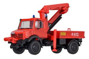 kibri 18271 <br/>Feuerwehr Unimog mit Palf.